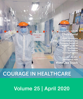 On-Call Magazine - Courage in Healthcare Vol 25 April 2020