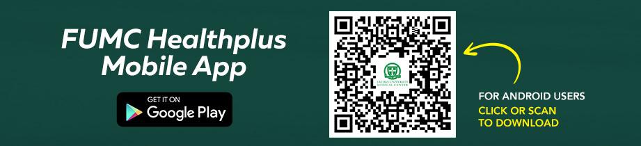 FUMC Healthplus Mobile App